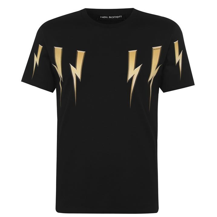 Gold Bolt T Shirt
