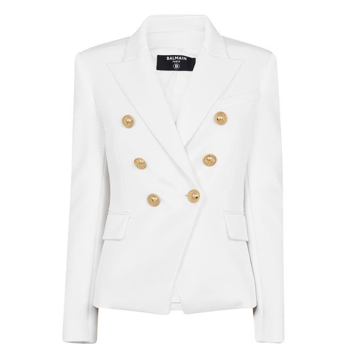 Button Blazer Jacket