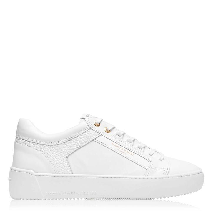 Venice Embossed Trainers