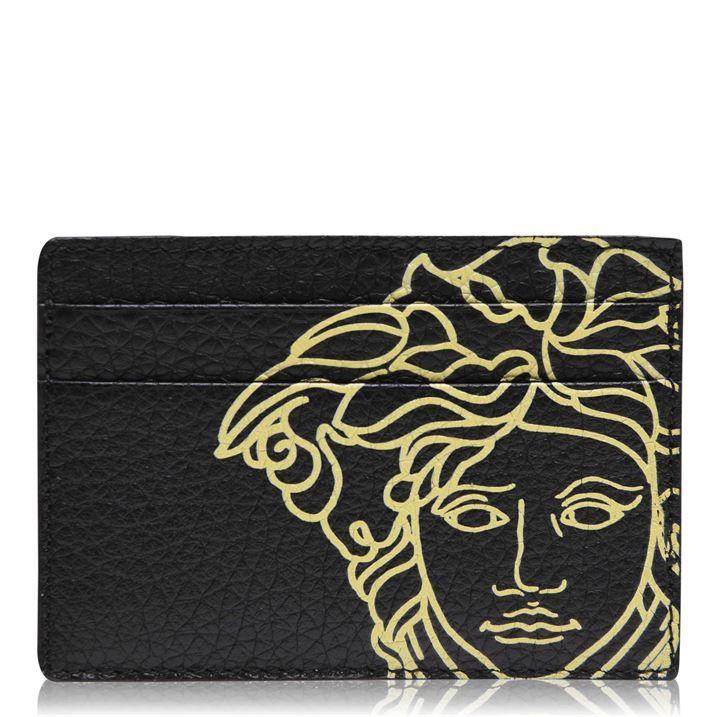 Medusa Card Holder