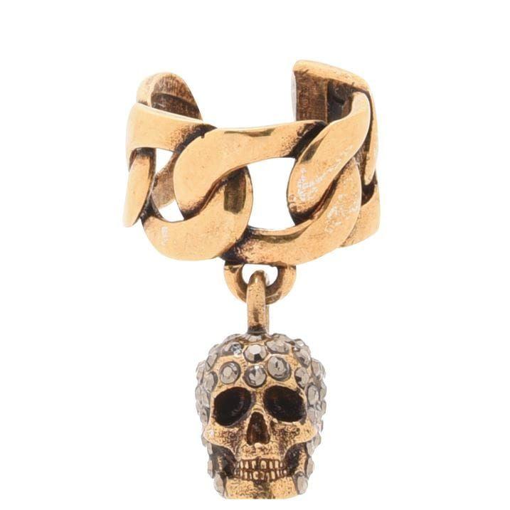Alex Chain Skull Cuf Ld05