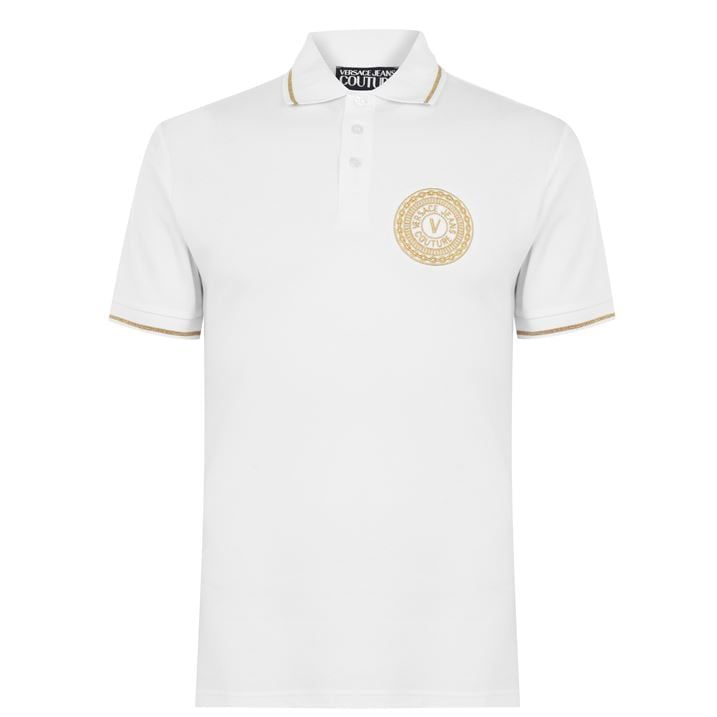 Foil Logo Polo Shirt