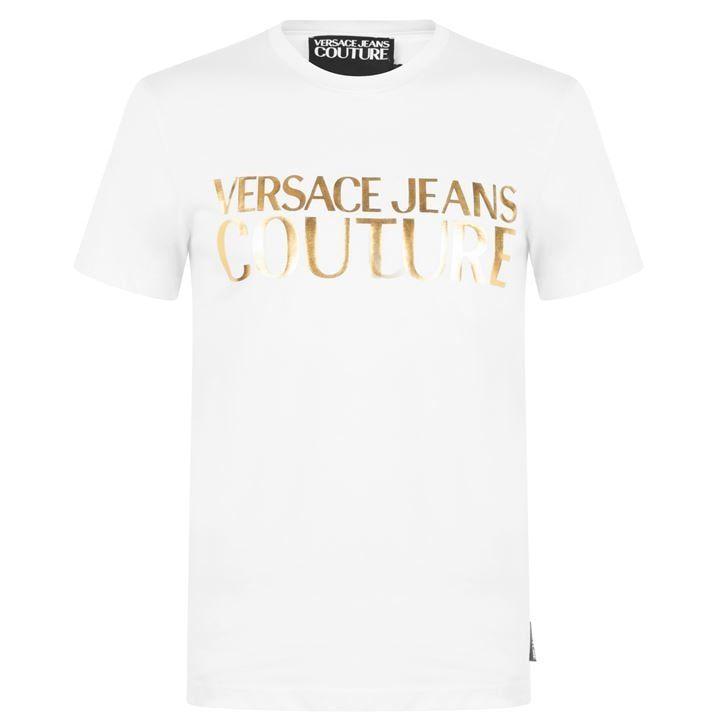 Gold Logo T Shirt