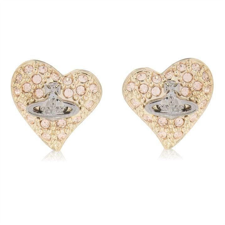 Vivienne Westwood Tiny Diamante Earings