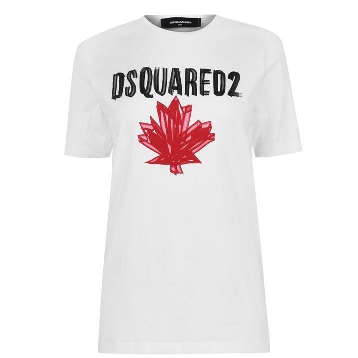Leaf Logo T Shirt