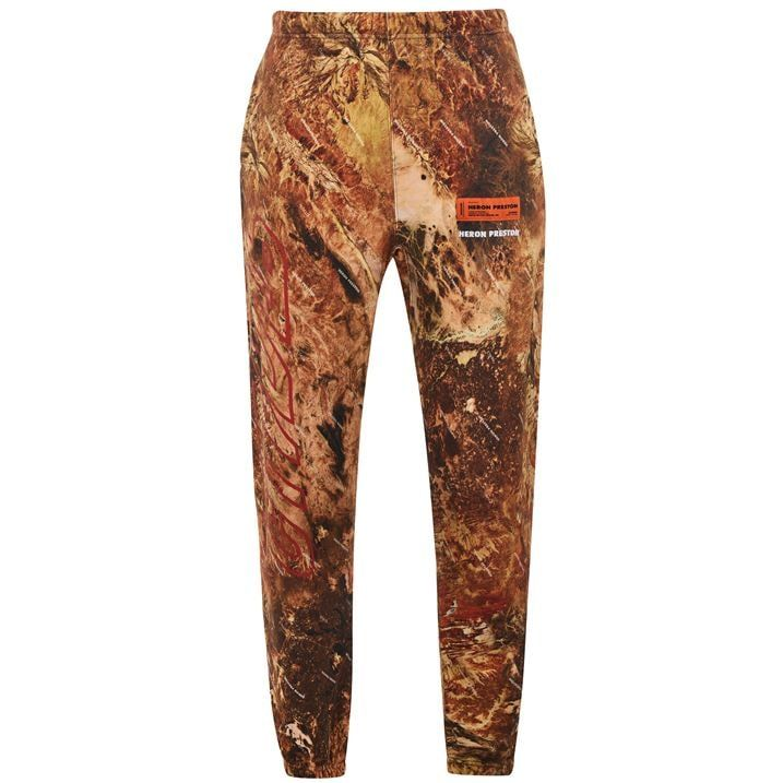 Camouflage Ctnmb Jogging Bottoms