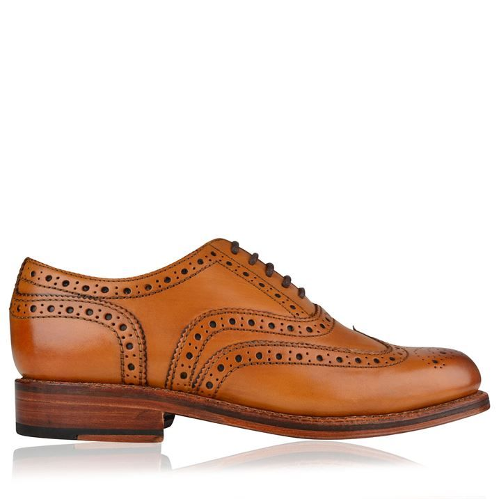 Stanley Brogue Shoes