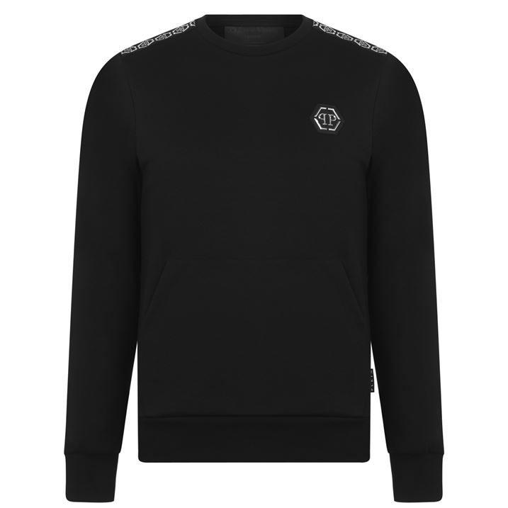 Tape Logo Sweatshirt