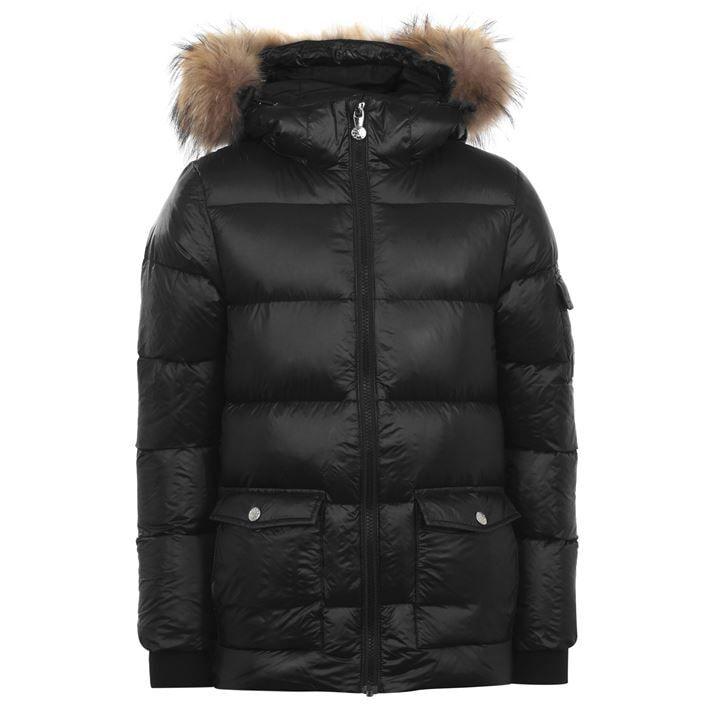 Matte Jacket