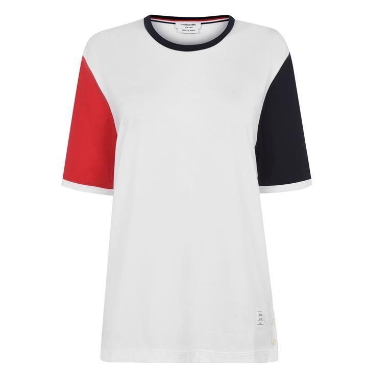 Sleeve Ring T Shirt