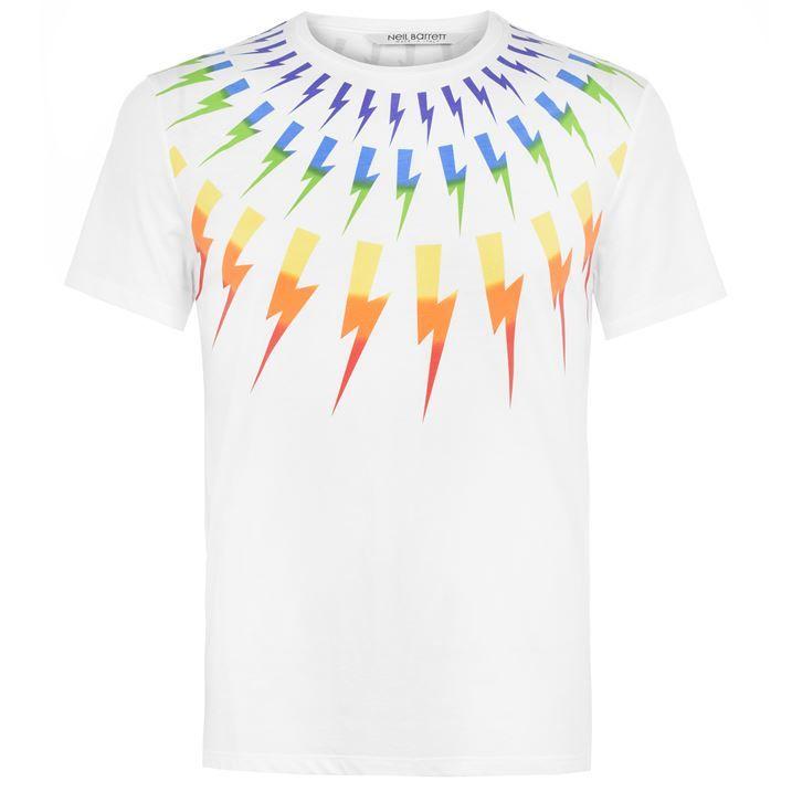 Fair Isle Thunderbolt T Shirt
