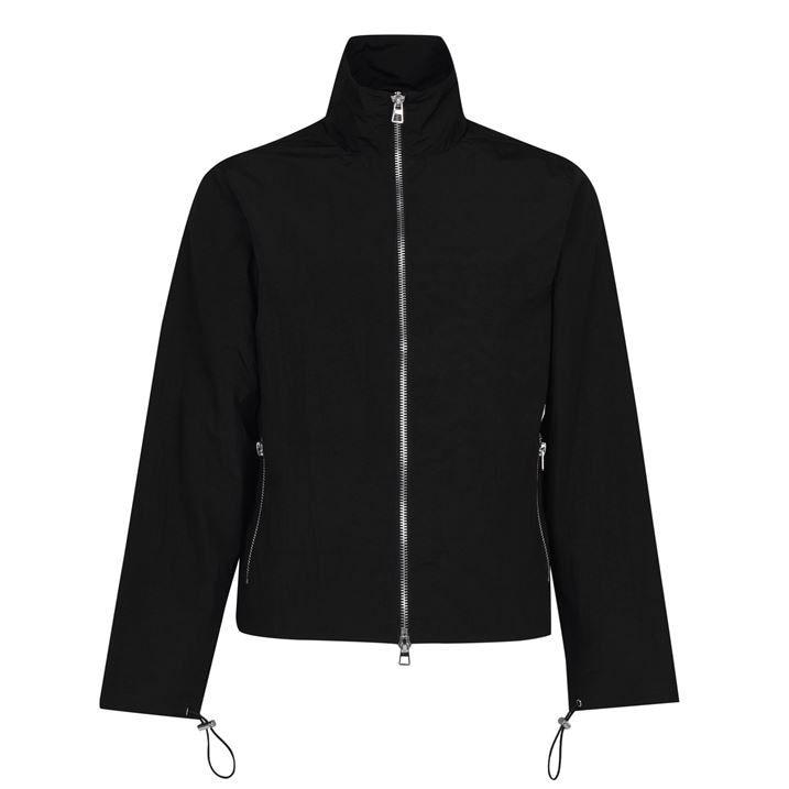 Nylon Tracksuit Jacket