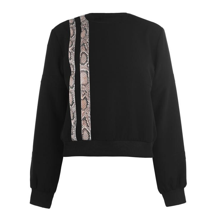 Snakeskin Sweatshirt
