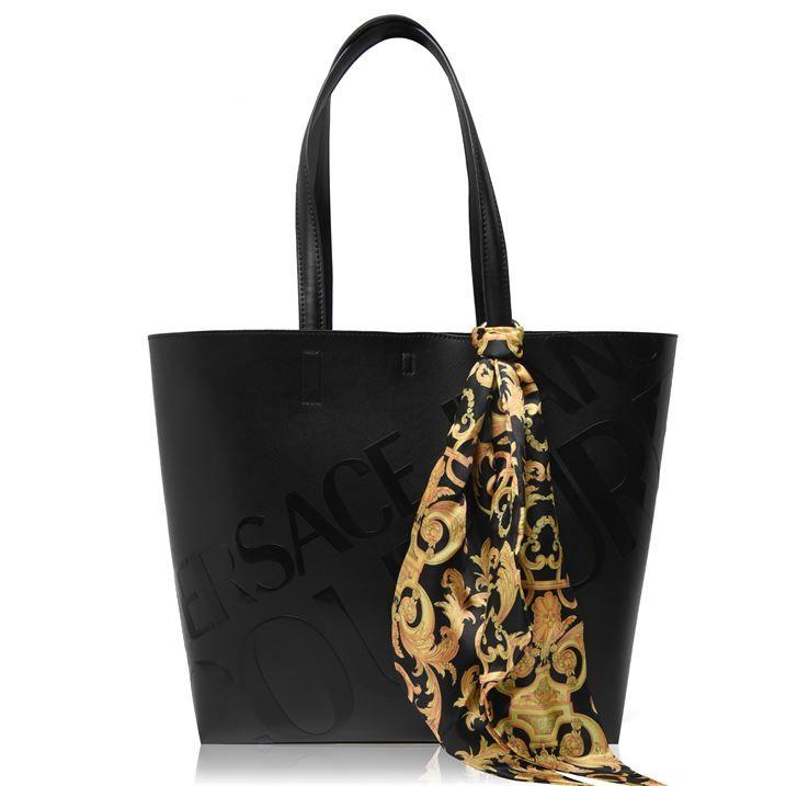 Logo Shopper Bag