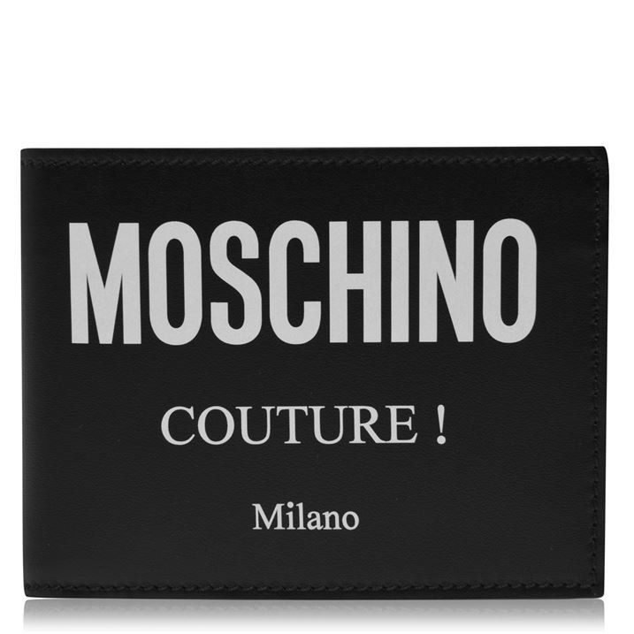 Couture Leather Wallet