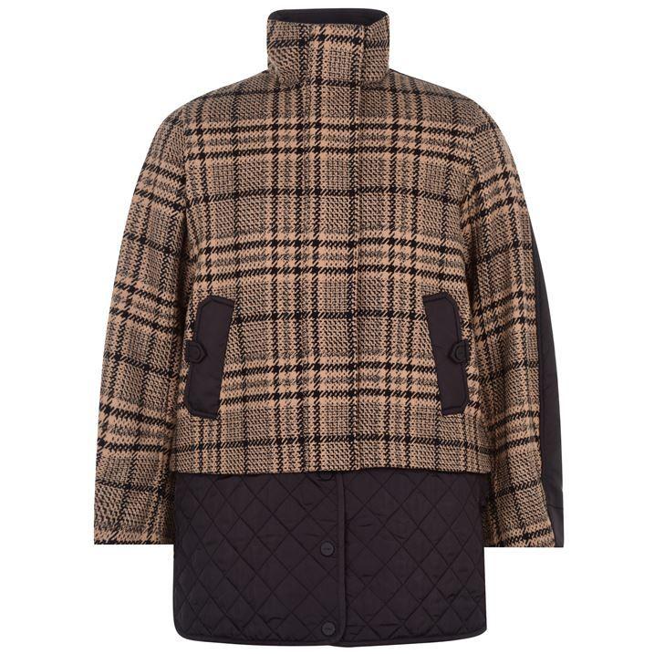 Technical Wool Jacket
