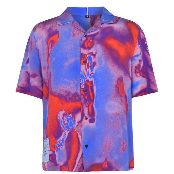 Silk Rave Short Sleeve Shirt