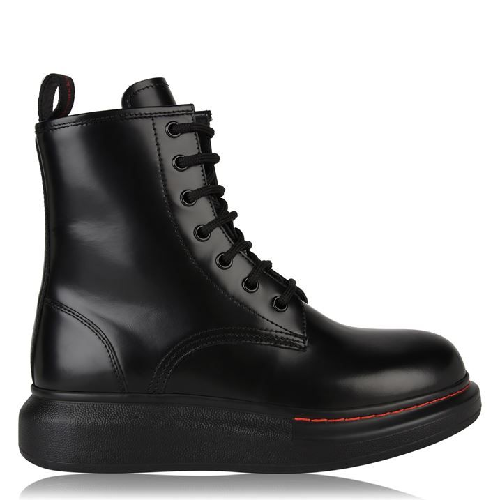 Hybrid Lace Boots