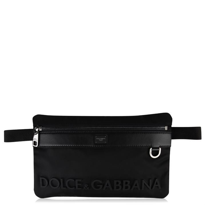 Sicilia Dna Nylon Belt Bag