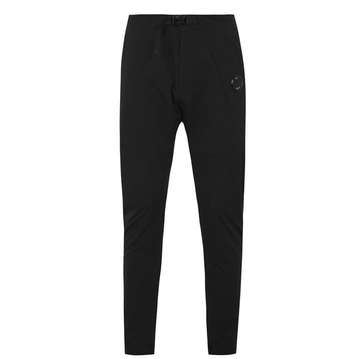Nylon Cargo Trousers