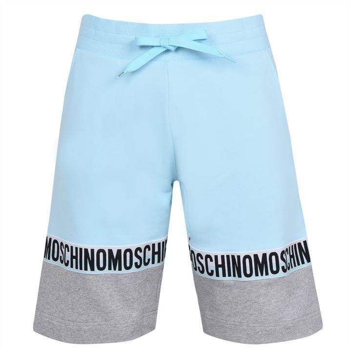 Bicolour Shorts