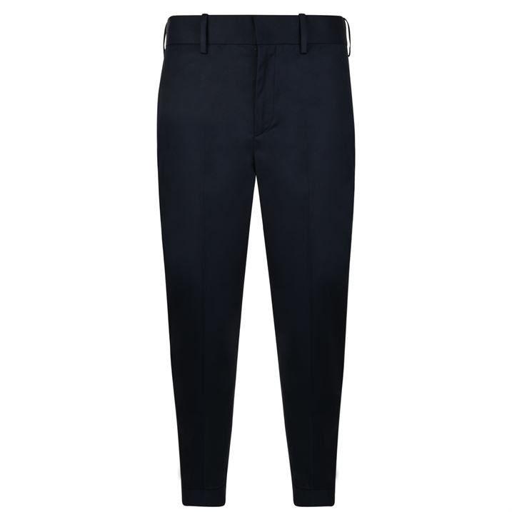 Zip Hem Trousers