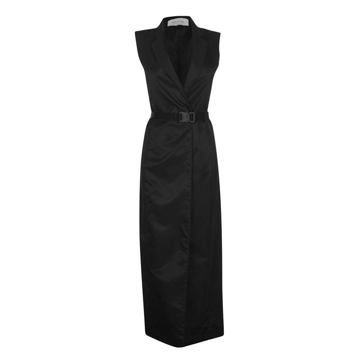 Nylon Sleeveless Dress