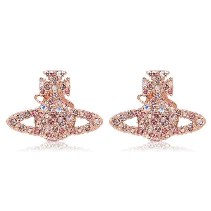 Jewel Grace Stud Earrings