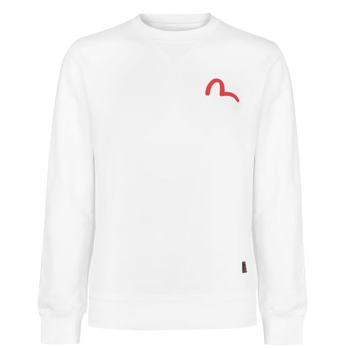 Seagull Print Sweatshirt