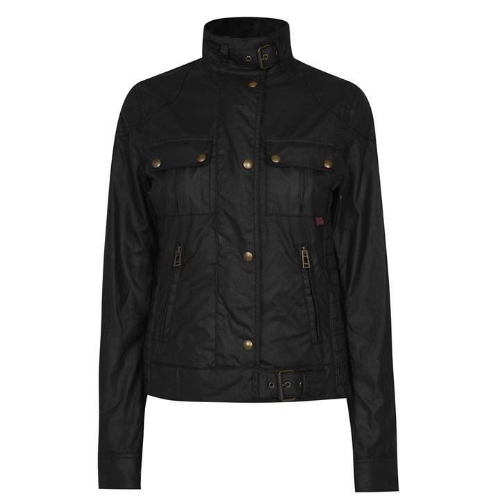 Gangster Wax Jacket