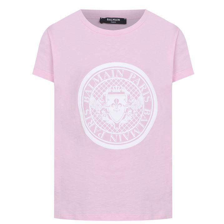 Junior Girls Circle T Shirt