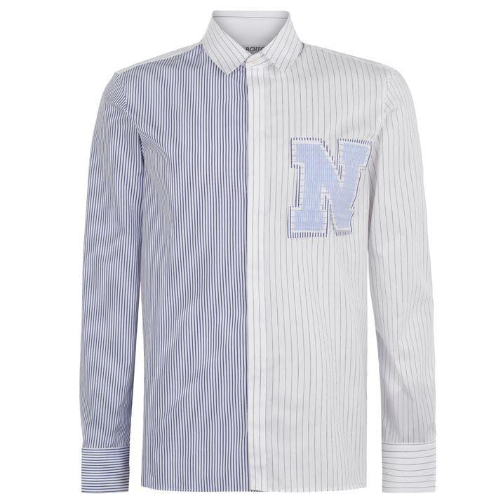 College Long Sleeve Shirt