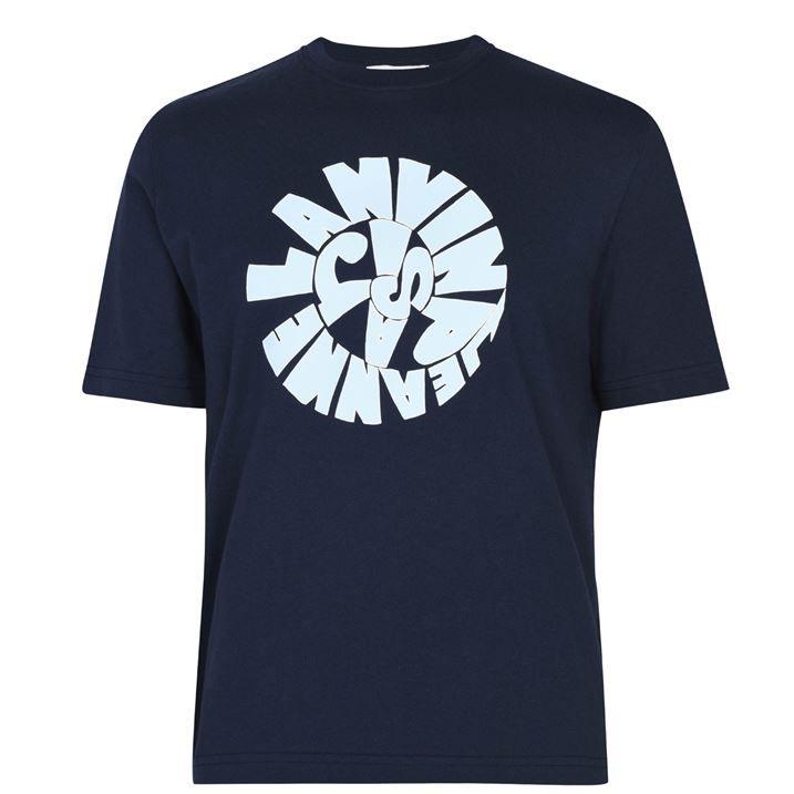 Swirl Logo T Shirt