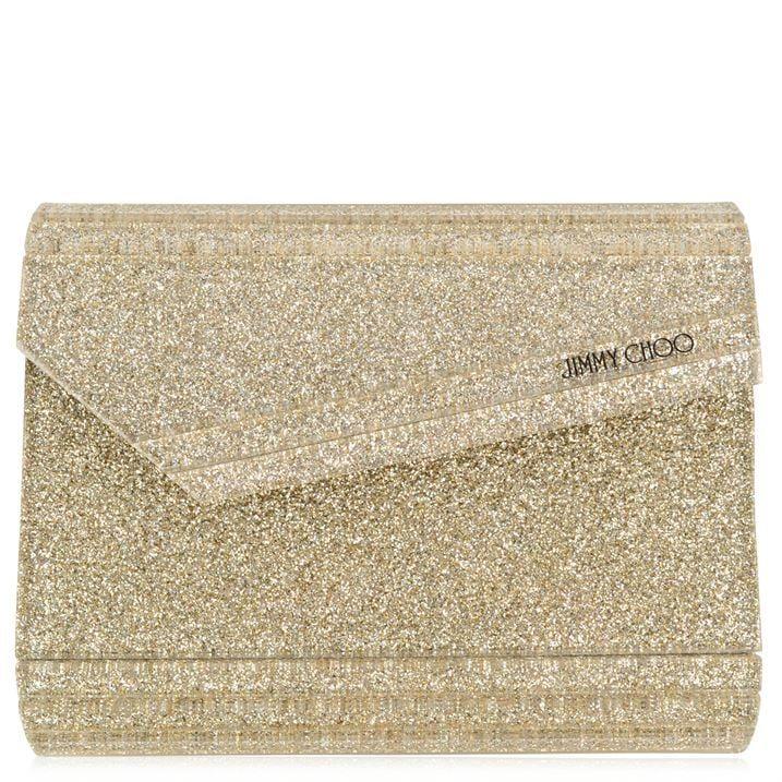 Candy Glitter Clutch Bag
