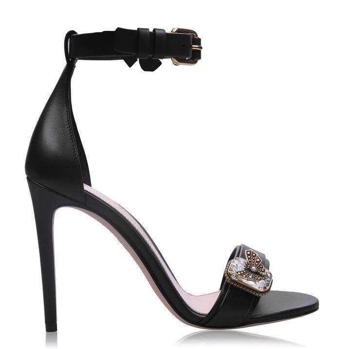 Jewel Sandal Heels