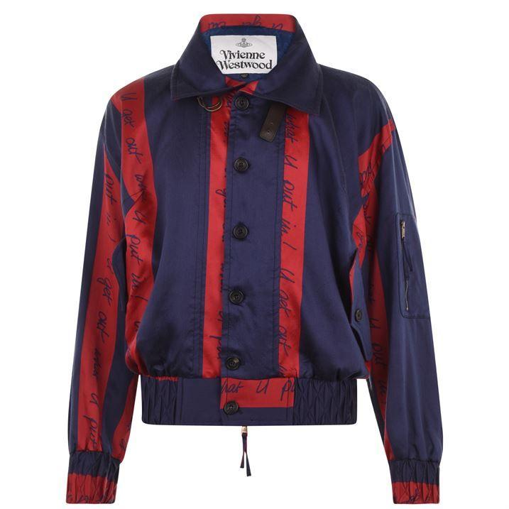 Wilma Bomber Jacket