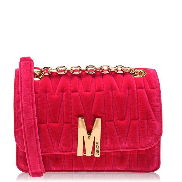 M Mini Velvet Bag