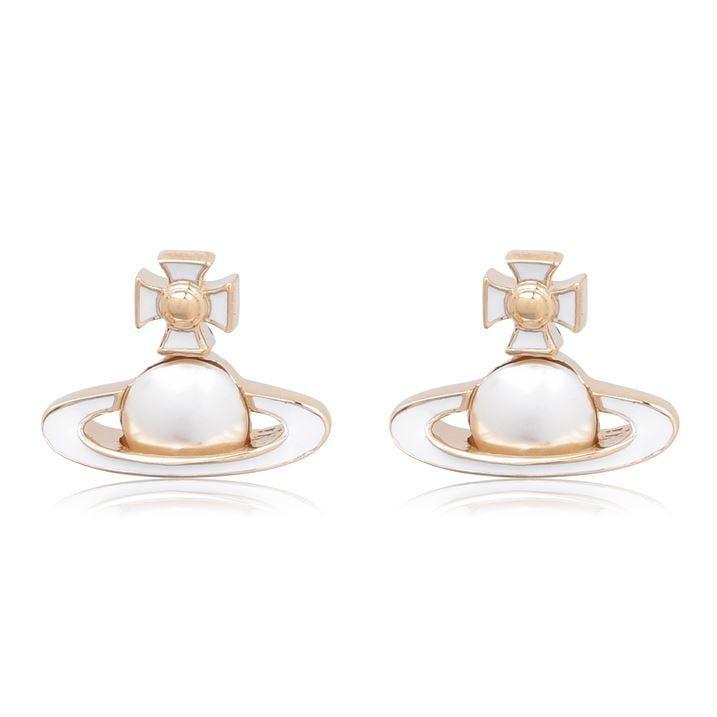 Iris Pearl Earrings
