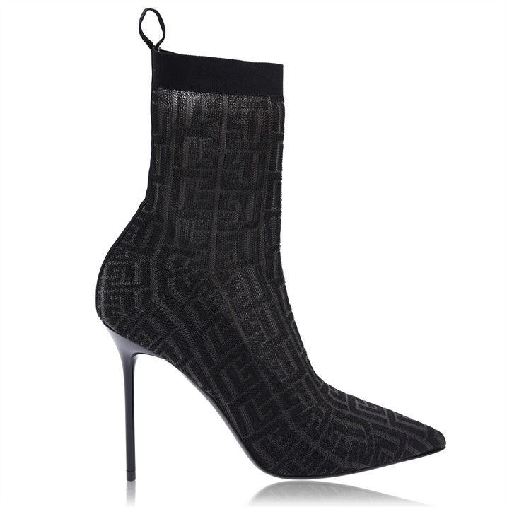 Skye Ankle Monogram Boots