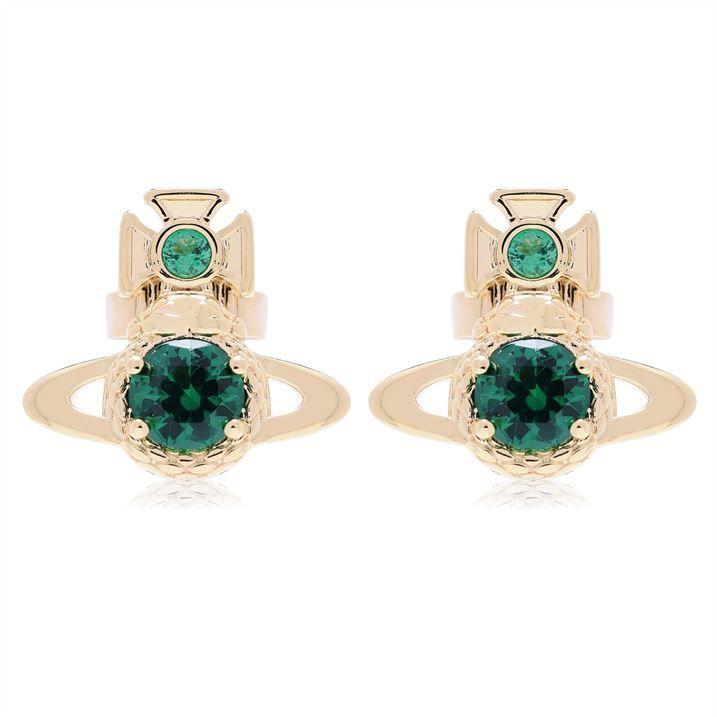 Ouroboros Small Earrings