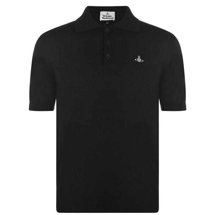 Knitted Orb Polo