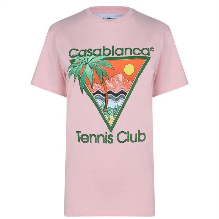 Tennis Screen T Shirt