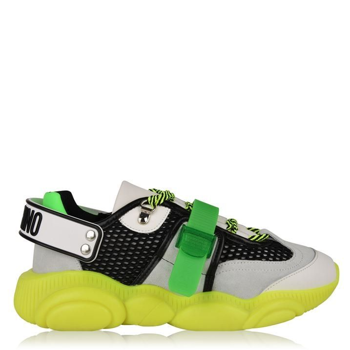 Teddy Fluo Trainers