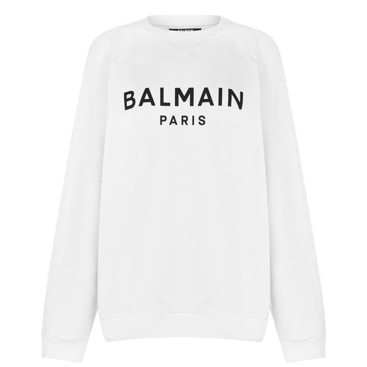 Paris Logo Sweatshirt