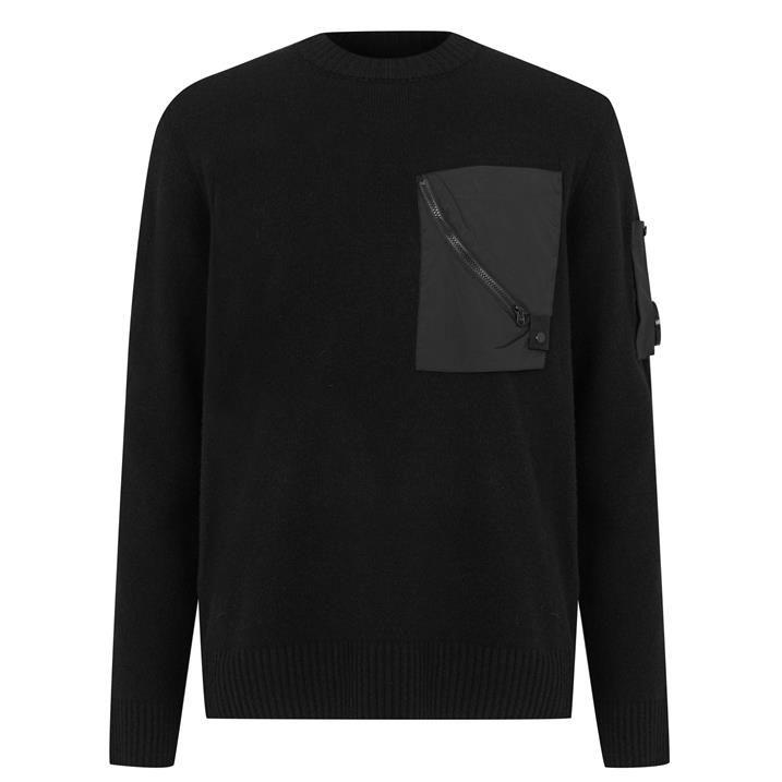 Cp Company Knitwear Sweatshirt