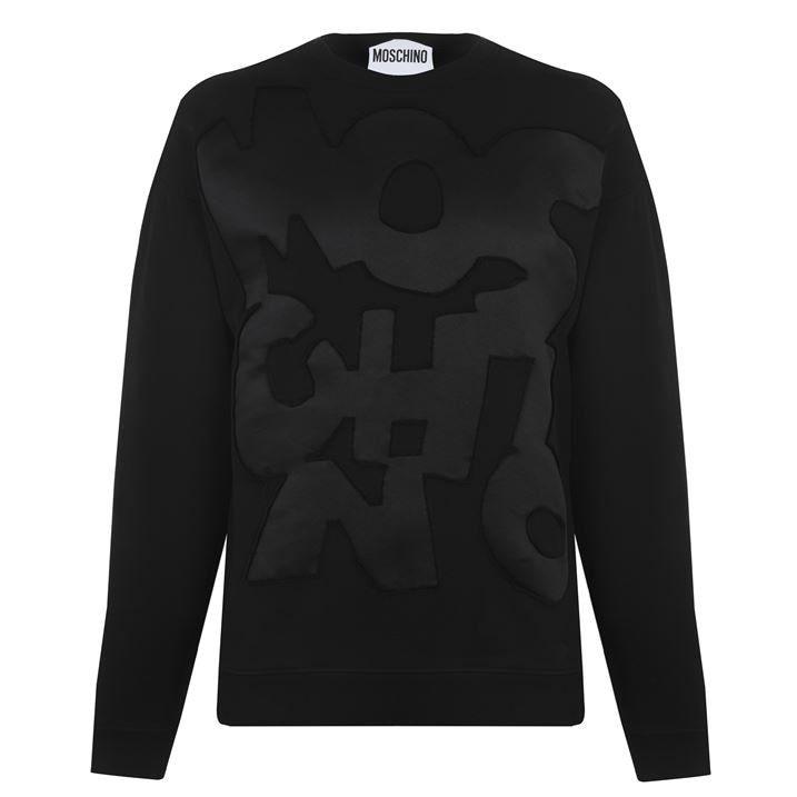 Cut Out Sweatshirt