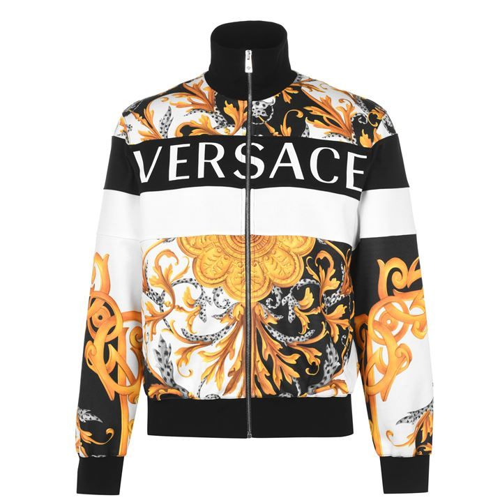 Baroque Track Jacket
