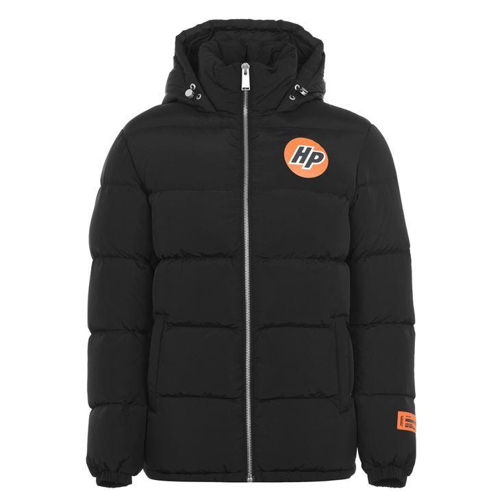 Nylon Puffer Jacket