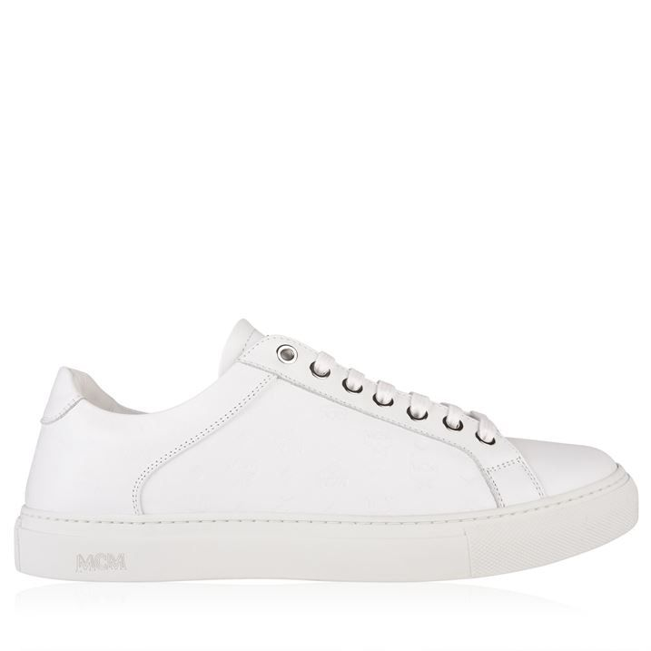 Low Top Trainers In Visetos