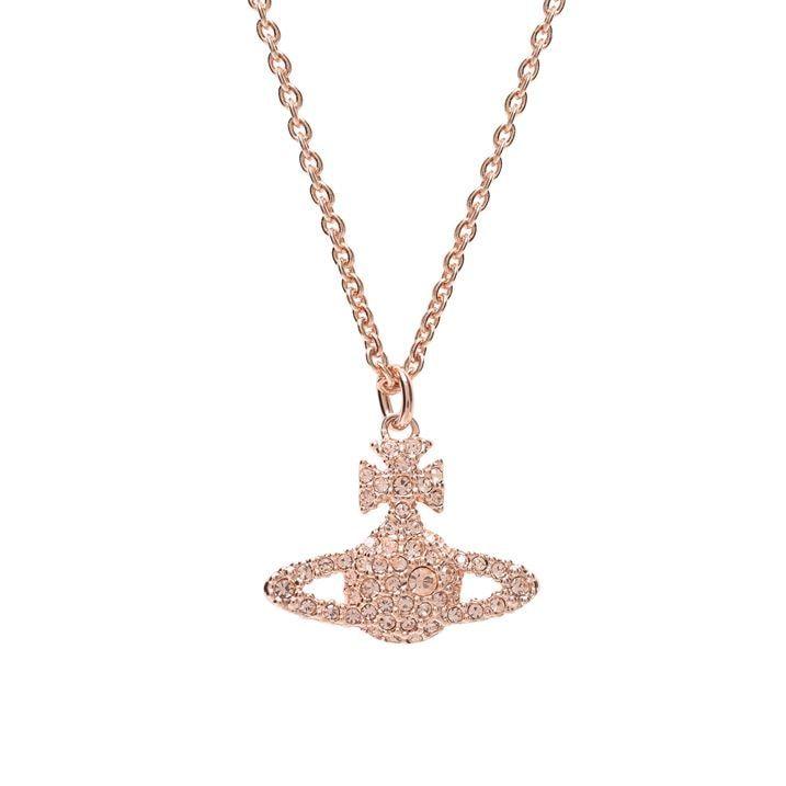 Grace Bas Relief Pendant Necklace